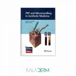 کتاب آموزشی PRP and Microneedling in Aesthetic Medicine