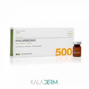 کوکتل مزوتراپی تجزیه هیالورونیک اسید اینواستتیک مدل HYALURONIDASE